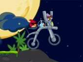 Angry Birds Space Bike