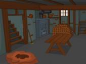 Basement Workshop Escape