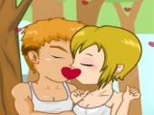 BBQ Kissing