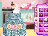 Bella's Wedding Cake