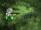 Ben 10 Space Shooter