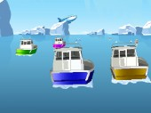 Boat Rush 3D