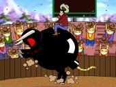Bullriding Explosive
