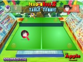 Dragon Ball Z Table Tennis