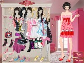 Enjoy Dressup: Pretty Kitty