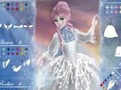 Icy Rococo Princess