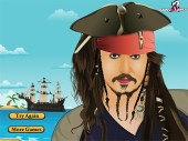 Johnny Depp Makeover