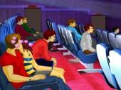 Kissing In the Cinema