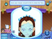 Makeover Salon Game