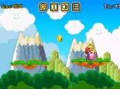 Mario Princess Kiss