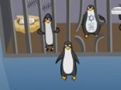 Milton the Penguin: Zoo Escape