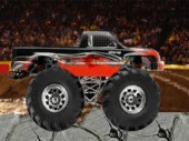 Monster Truck Rusher