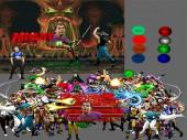 Mortal Kombat: Scene Creator