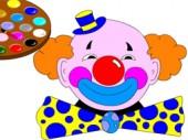 Paint me: Clown