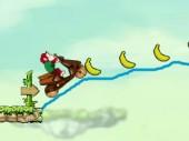 Picking Banannas
