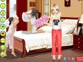Pillow Fighting Dress up