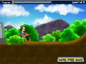Pokemon Bike Game