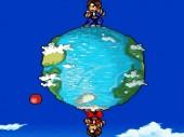 Punch Ball Jump!