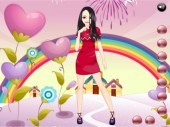 Puppy Doll Dressup Game