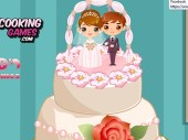 Rose Wedding Cake 3