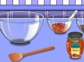 Sara's Cooking Class: Canelones de Pollo