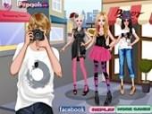Snap Punk Girl
