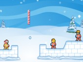 Snow Fort Blitz¡