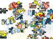 Sponge Bob Coctail Puzzle