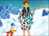 Sunny Winter Dress Up