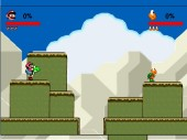 Super Mario World X multiplayer