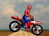 The Amazing Spiderman Moto