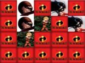 The Incredibles: Memory Game