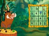 Timon and Pumbaa's Sudoku