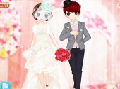Wedding Dream Dress up